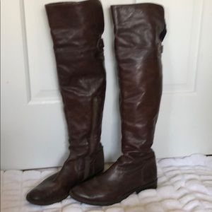 Frye Over the Knee (Shirley?) size 9